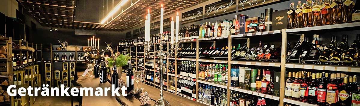Wein und Getränkemarkt Kirchheim
