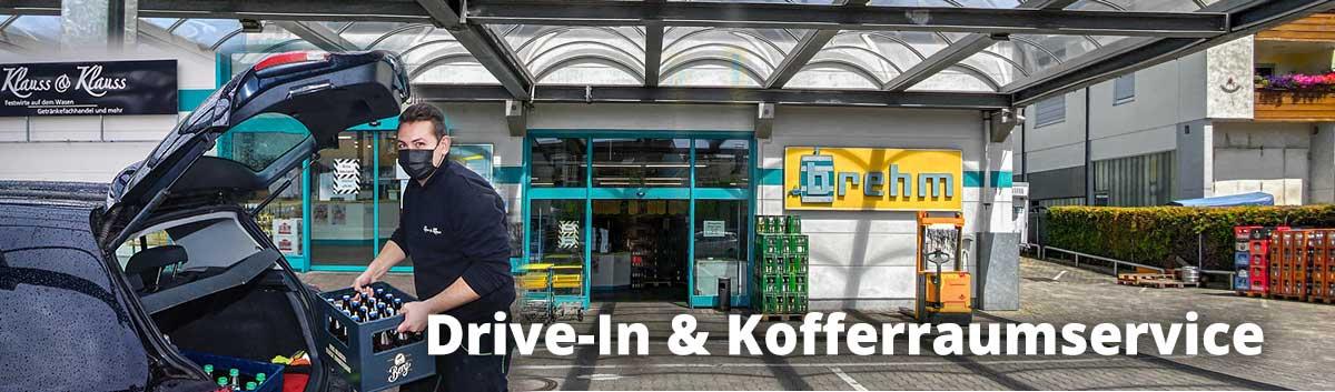 Drive In Kirchheim Getränke