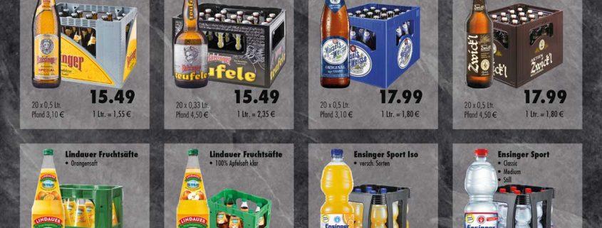 Angebote März Getränkemarkt Brehm Kirchheim